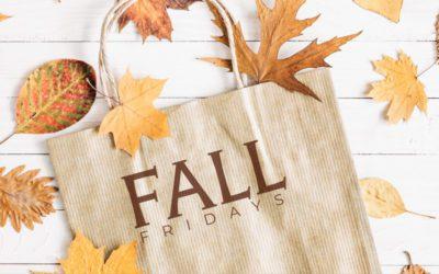 Fall Fridays