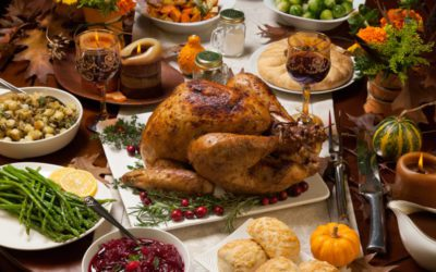 Thanksgiving Dinner Giveaway 2020